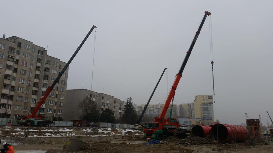 budowa metra w Warszawie